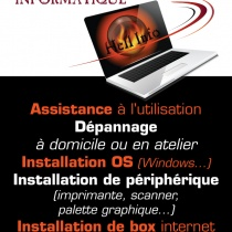 Hell Informatique à Joudes