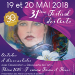 Affiche exposition Galerie du Revermont 2018